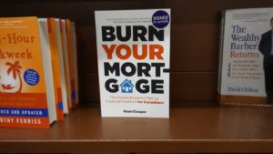Burn Your Mortgage signed by author