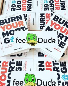 feeDuck Burn Your Mortgage