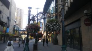 Stephen Avenue in downtown Calgary