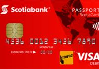 Scotiabank Passport Debit Card