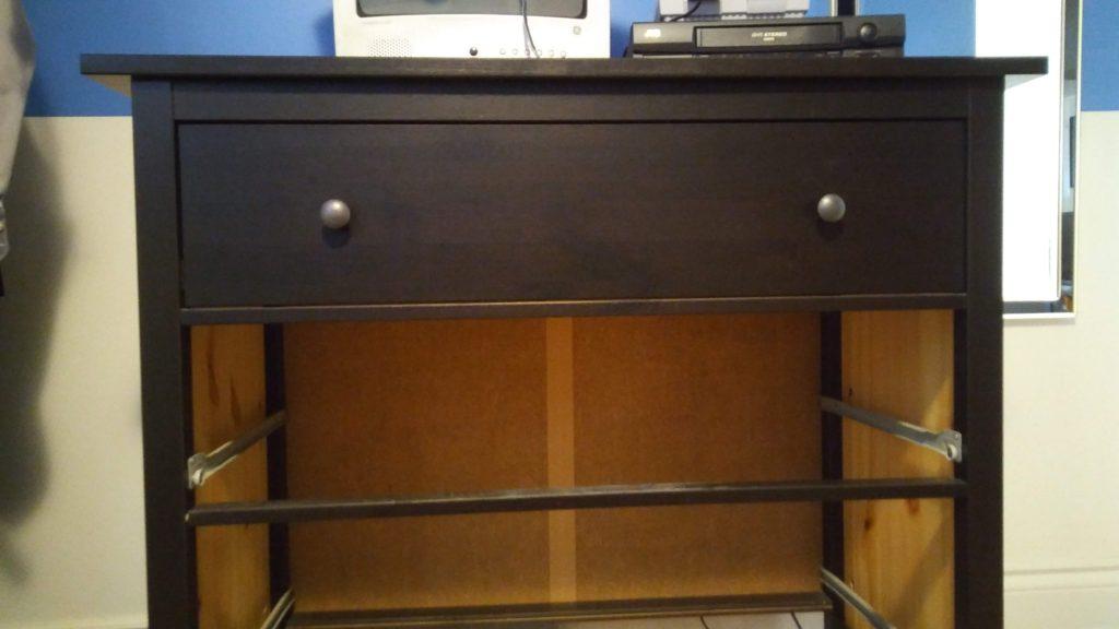 Repairing My Ikea Dresser